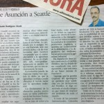 Asuncion to Seattle: Press from Paraguay